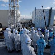 Début d'une nouvelle opération délicate à la centrale de Fukushima