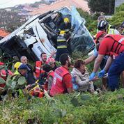 Portugal: au moins 28 morts dans un accident de car à Madère