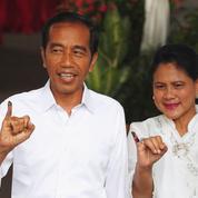 Indonésie : Joko Widodo donné gagnant de l'élection présidentielle