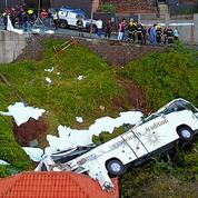 Madère: le bilan de l'accident de bus porté à 29 morts