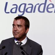 Europe 1: motion de défiance votée contre Arnaud Lagardère