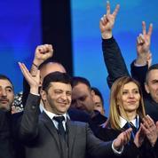 Présidentielle en Ukraine : victoire écrasante du comédien Volodymyr Zelensky