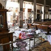 Attentats au Sri Lanka: le bilan s'alourdit à 207 morts et 450 blessés