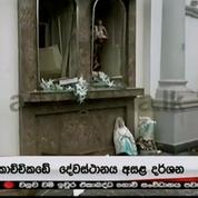 Sri Lanka : explosions dans des hôtels et des églises, plus de 200 morts