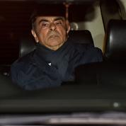 Carlos Ghosn et l'alliance Renault-Nissan au menu de la rencontre entre Macron et Abe