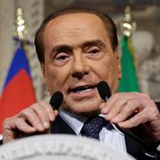 Silvio Berlusconi hospitalisé à Milan