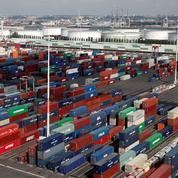 Le déficit commercial français se creuse à 5,3 milliards d'euros en mars