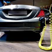 Mercedes-Benz veut abandonner les moteurs traditionnels à combustion d'ici 2039
