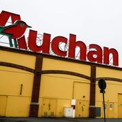 Fermeture de 21 sites Auchan : les syndicats veulent en savoir plus sur la situation du groupe