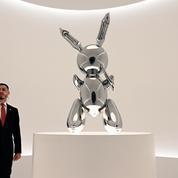 Une oeuvre de Jeff Koons vendue 91,1 millions de dollars, un record