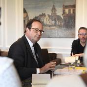 Européennes: Hollande appelle à voter pour la «liste socialiste»