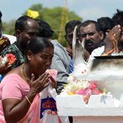 Le Sri Lanka fragilisé fête le 10e anniversaire de la fin de la guerre civile