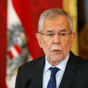 Autriche: le président pour des élections anticipées en septembre