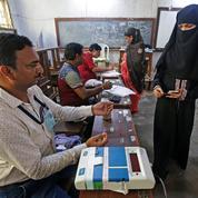 Inde: clôture du scrutin après six semaines d'élections