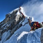 EN IMAGES - Everest: 4 nouveaux morts, au total 8 morts sur la saison