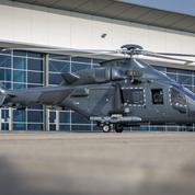 Le nouvel hélicoptère des armées françaises livré plus tôt