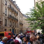 Paris : un incendie provoque l'évacuation du ministère de l'Intérieur