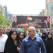 «Journée de Jérusalem»: les Iraniens manifestent en soutien aux Palestiniens