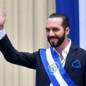 EN IMAGES - Investiture du nouveau président du Salvador, Nayid Bukele