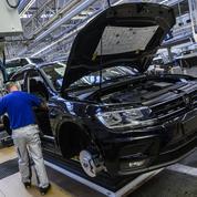 Volkswagen envisage 4000 suppressions d'emplois avec la numérisation