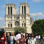 Notre-Dame: le parvis de la cathédrale va rouvrir