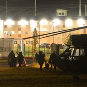 Fin de la prise d'otages à la prison de Condé-sur-Sarthe, le détenu en garde à vue