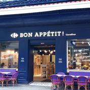 Carrefour ouvre «Bon Appétit», un nouveau concept de restaurant