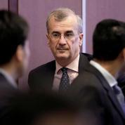 Le gouverneur de la Banque de France salue les bons résultats de l'Hexagone