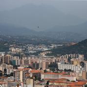 MÉTÉO - fortes pluies orageuses au centre-est et chaleur exceptionnelle en Corse