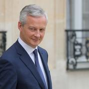 La cryptomonnaie de Facebook ne doit pas devenir une «monnaie souveraine», prévient Le Maire