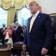 Iran : en un tweet, Donald Trump fait bondir le cours du pétrole