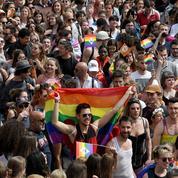 En France, l'homosexualité est mieux acceptée