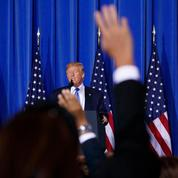 Trump propose à Kim de «lui serrer la main et [lui] dire bonjour (?)!» à la frontière