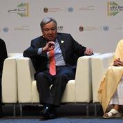 Le chef de l'ONU appelle à une action urgente pour éviter une «catastrophe» climatique