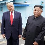 La rencontre impromptue Trump-Kim en 6 phrases