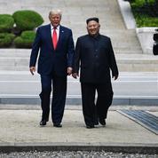 Donald Trump s'est rendu en Corée du Nord