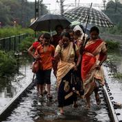Mousson en Inde: 21 morts dans l'écroulement d'un mur à Bombay