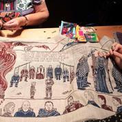 Une tapisserie «Game of Thrones» de 90 mètres bientôt à Bayeux
