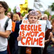 Allemagne: 30.000 personnes pour soutenir les ONG de sauvetage de migrants