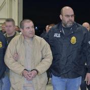 Le gouvernement américain demande à saisir 12 milliards de dollars de biens d'El Chapo