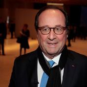 François Hollande est monté sur scène au festival d'Avignon