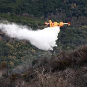 Landes : un incendie à Ychoux détruit 120 hectares de pins