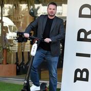 Trottinettes électriques: Bird promet de créer 1000 emplois en France