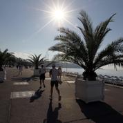 Premier feu d'artifice à Nice pour la fête nationale depuis l'attentat de 2016