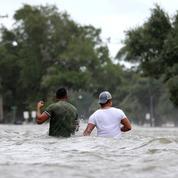 La tempête Barry balaie la Louisiane
