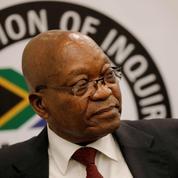 Afrique du Sud: jugé trop insistant, l'interrogatoire de Zuma suspendu