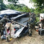 Guyane: trois militaires meurent accidentellement dans une opération anti-orpaillage