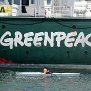 La justice interdit temporairement à Greenpeace de s'approcher des convois de matières radioactives