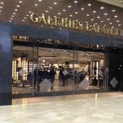 Paris : des cambrioleurs attaquent les galeries Lafayette avec des marteaux