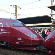 Thalys : un retour à la normale de la circulation des trains prévu pour ce week-end